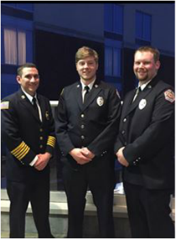 SVA EMTs of the Year